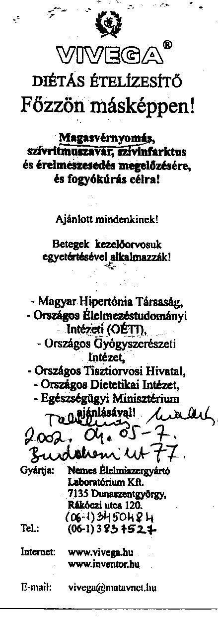 az egészségügyi minisztérium mérgező felülvizsgálata)